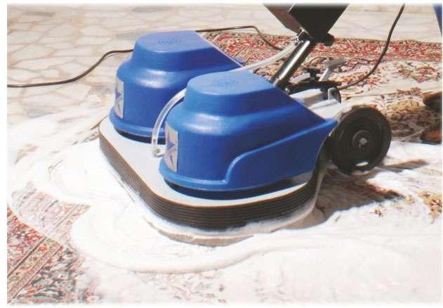 شستشوی فرش با دستگاه های پیشرفته در قالیشویی چهلستون